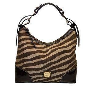 Dooney and Bourke Zebra Bag